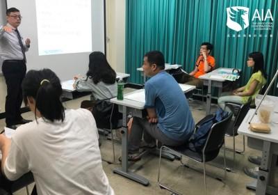 《國際趨勢潮流 全方位財會菁英》說明會(2018.06.30)
