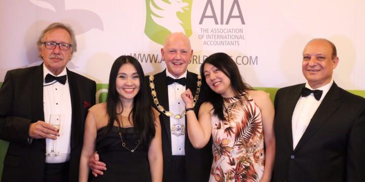 20181008英國國際會計師公會AIA 光輝90年慶祝活動