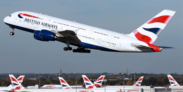 英國航空洩露個資,遭主管機關ICO開罰(圖片來源anna.aero)